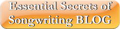 The Essential Secrets of Songwriting blog